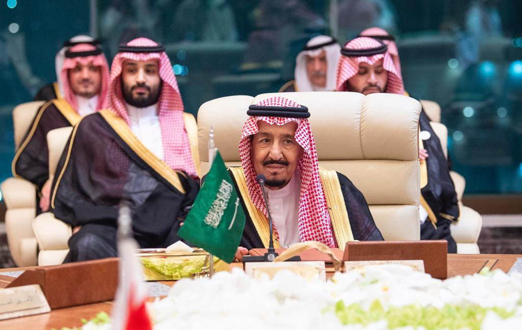 شاهد بالصور.. لقطات من القمة الخليجية الطارئة بمكة.. كيان راسخ في مواجهة التهديدات والتحديات