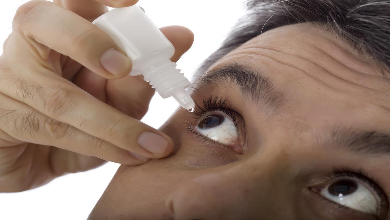 قطرة لـ علاج جفاف العين بـ4 مليارات جنيه إسترليني