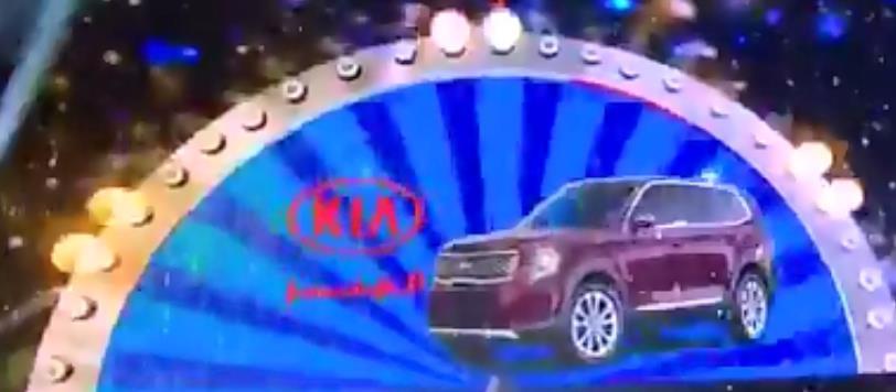 بالفيديو.. سيدة تجهش بالبكاء بعد فوزها بسيارة في برنامج مسابقات على قناة (SBC)