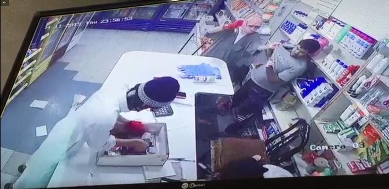 القبض على الملثمين سارقي محل تموينات الرياض يكشف مفاجأة!