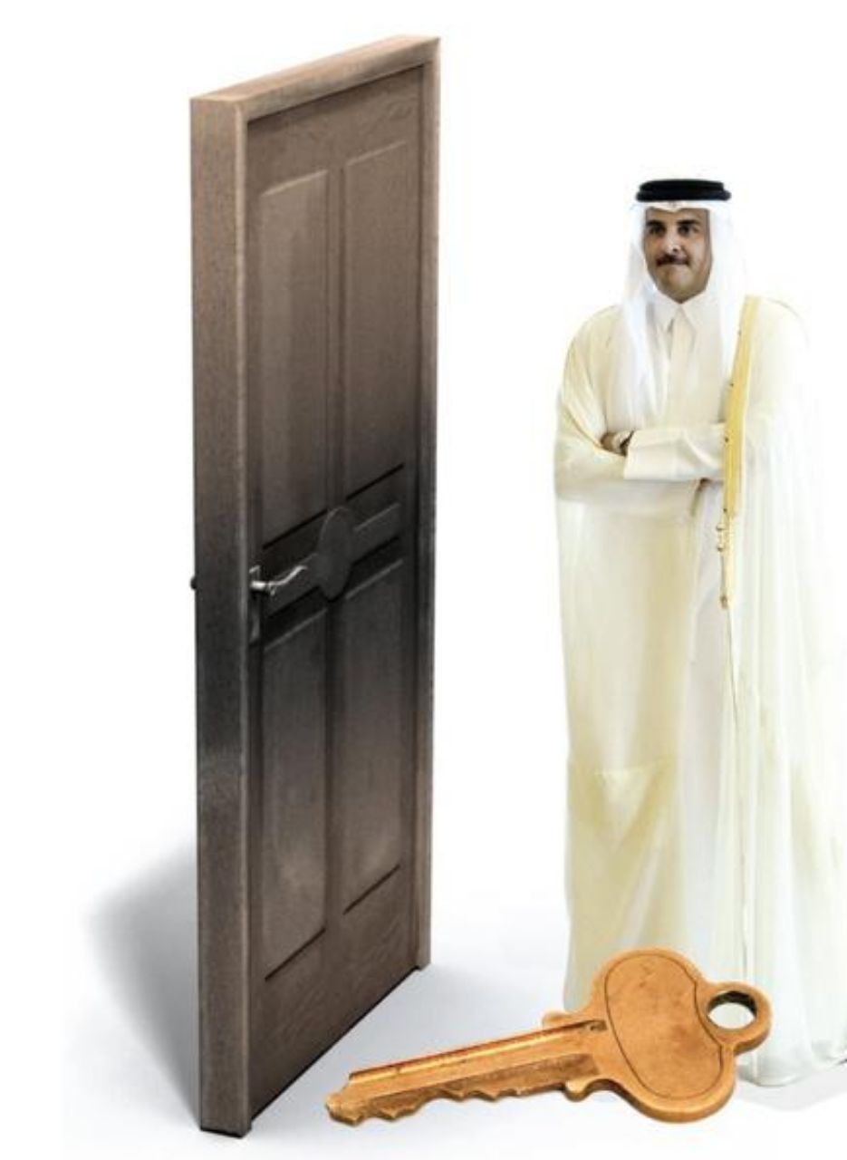 «أبرهة الدوحة» يصد القطريين عن «الحرمين»