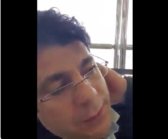 يعضون اليد التي امتدت لهم، فسُحقًا لهم على خلفية فيديو 🎥 لبناني بمطار الرياض يستنجد بحسن نصرالله