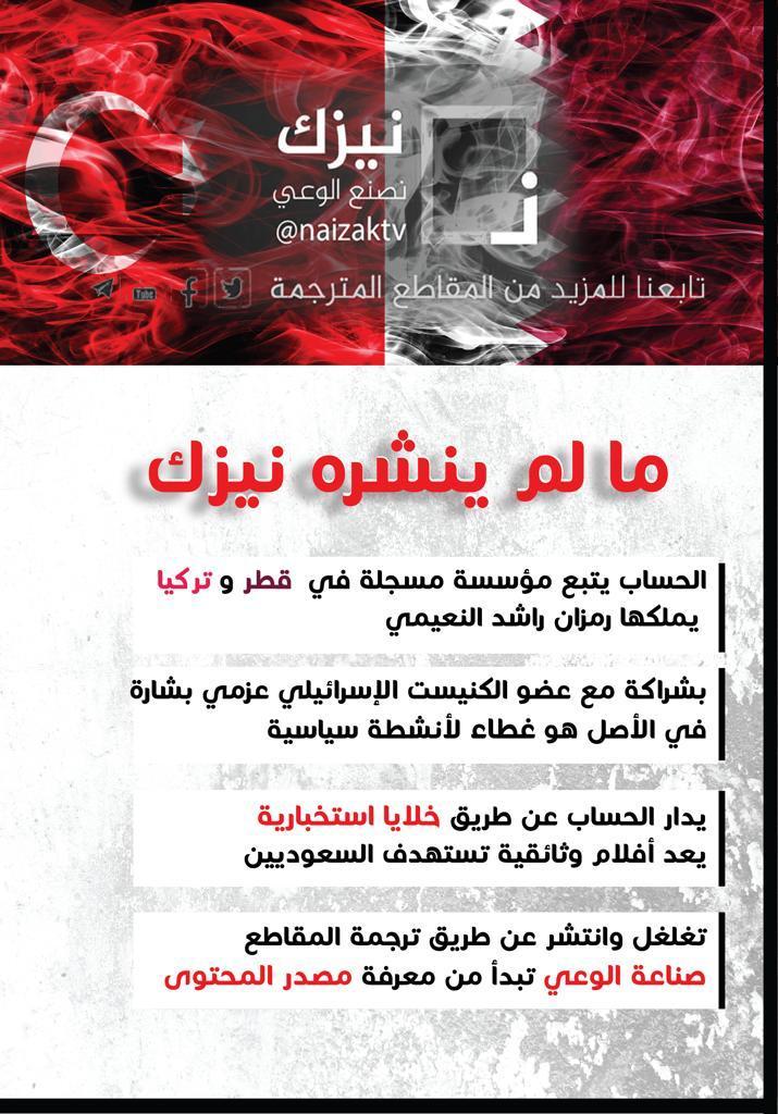 4 نقاط لا يجرؤ نيزك قطر على نشرها أهمها من خلفه!