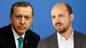 اردوغان و ابنه و إخفاء أموال الفساد!!