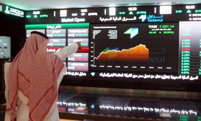 ارتفاع قياسي لمؤشر الأسهم السعودية عند الإغلاق