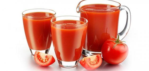 دراسة: عصير الطماطم يقي من أمراض القلب