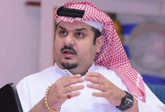 عبدالرحمن بن مساعد: لهذا السبب أقول سيدي ولي العهد رغم أني الأكبر سنًّا
