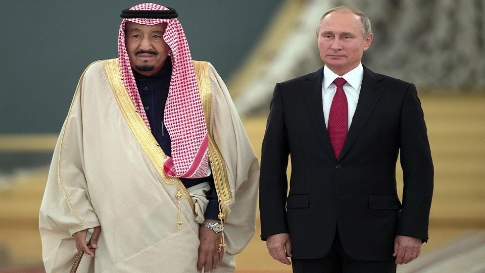 الكرملين يتحدث عن تحضيرات لزيارة بوتين إلى السعودية