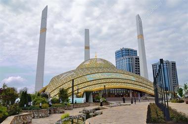 بالصور.. المساجد المرشحة لجائزة عبد اللطيف الفوزان لعمارة المساجد