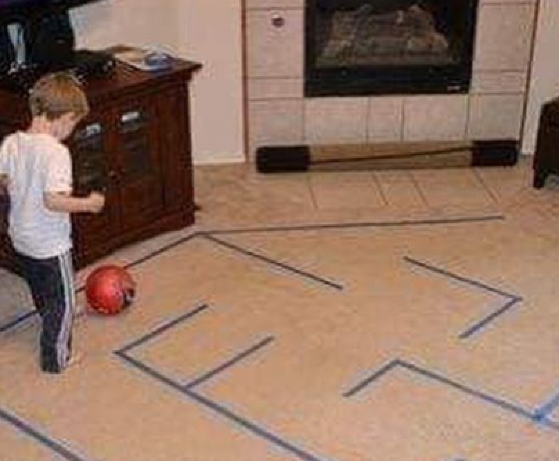 بديلة للأجهزة الإلكترونية.. استشاري يقدم أفكار مبتكرة لألعاب الأطفال المنزلية
