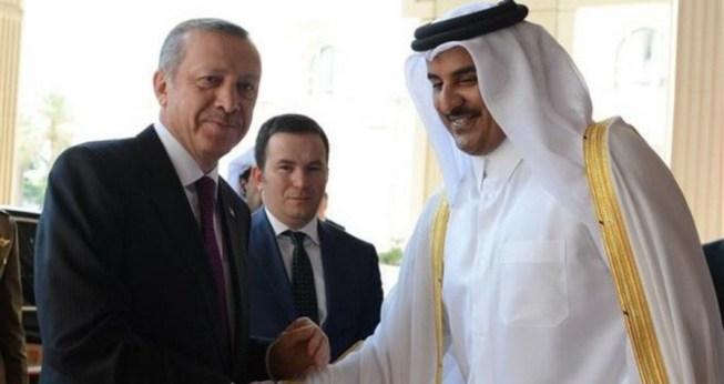 هذا ما يحدث لـ #قطر بعد أن سلمت زمام الحكم في أرضها لجيش #تركيا