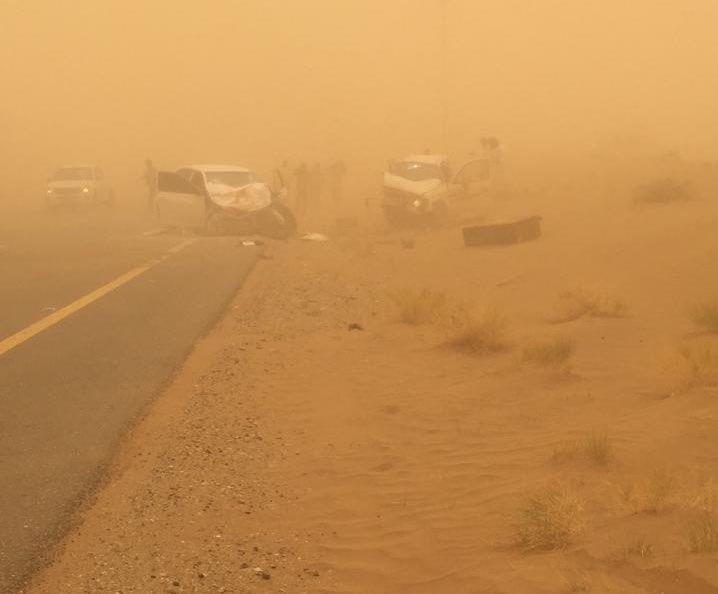 الجهني: موسم الغبار بدأ فعلياً على سواحل جنوب غرب المملكة