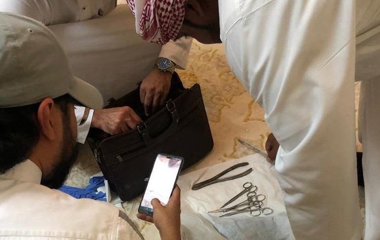 """ضبط شخص انتحل صفة طبيب شعبي ومارس """"الختان"""" بطريقة مخالفة في مكة"""