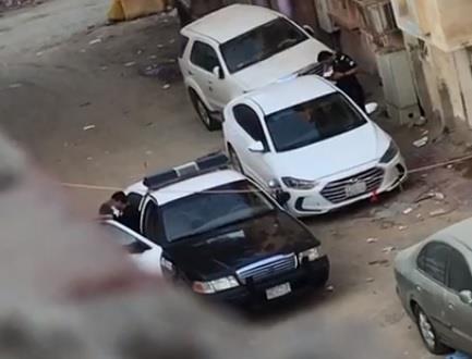 بيان من شرطة مكة حول فيديو تفتيش مركبة بجدة