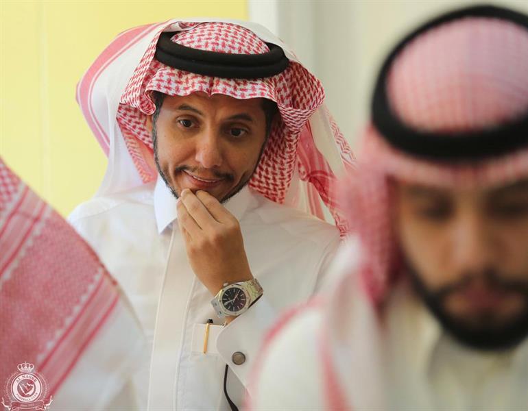 """""""إمام مسجد وخبير في الاقتصاد والقانون"""".. من هو رئيس النصر الجديد صفوان السويكت؟"""