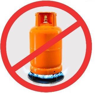 """""""غازكو"""" تحذر من ممارسات خاطئة في التعامل مع أسطوانة الغاز"""