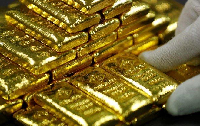 الذهب يسجل أعلى مستوى في 6 أعوام بسبب مخاوف النمو العالمي