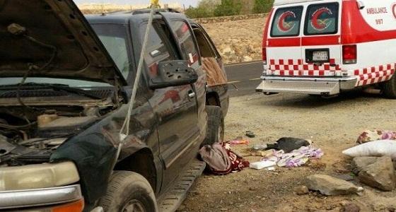 بالفيديو.. رد فعل معلم صبر على وفاة عائلته في حادث مروع