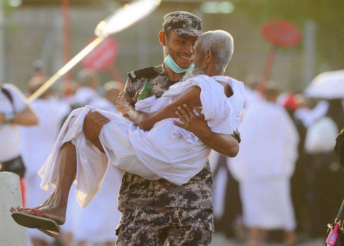 إمارة منطقة مكة المكرمة تختار هذه الصور الأفضل لموسم حج هذا العام