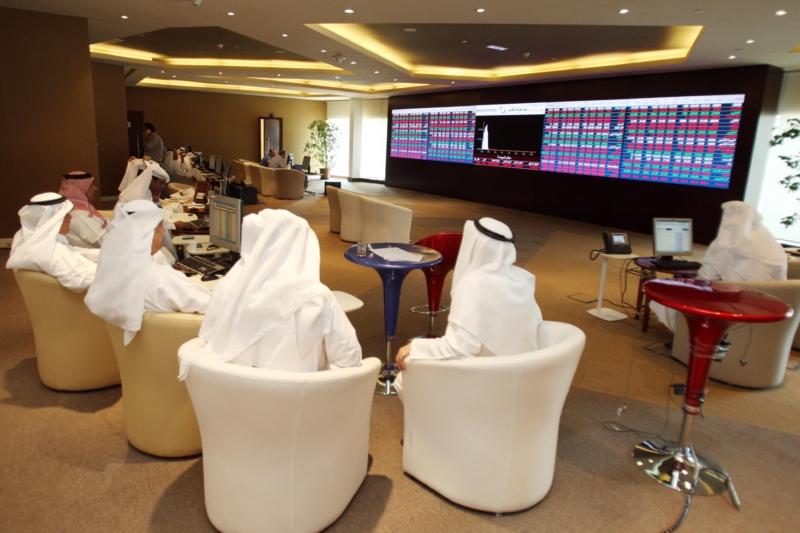 ارتفاع طفيف لمؤشر الأسهم السعودية