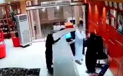 النيابة العامة تبدأ التحقيق في واقعة الاعتداء على موظفة استقبال بأحد الفنادق