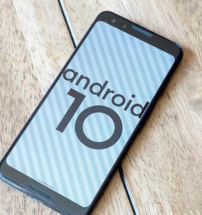 """""""جوجل"""" تطلق نظام أندرويد 10 الداعم للجيل الخامس وميزة الردود المقترحة"""