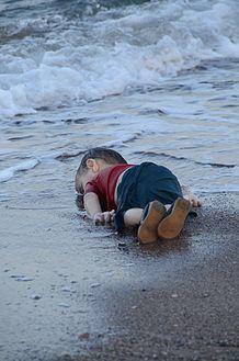 #اردوغان و الطفل آيلان
