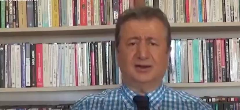 صحفي معارض يفضح #اردوغان و يوجه له رساله عي الهواء