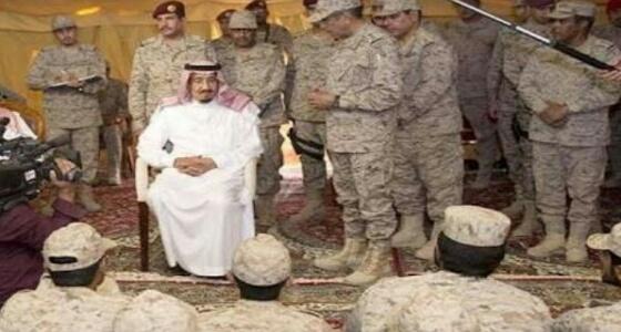 تظلم العسكري لدى خادم الحرمين مكفول ولا يُعد تخطيا للمراجع