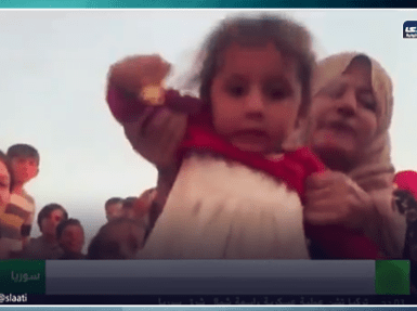 بالفيديو.. سيدة تستغيث من العدوان التركي على سوريا: حرام عليكم أطفالنا