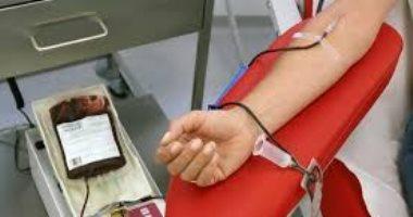 الصحة و الإسكان تنفذان حملة للتبرع بالدم للجنود البواسل