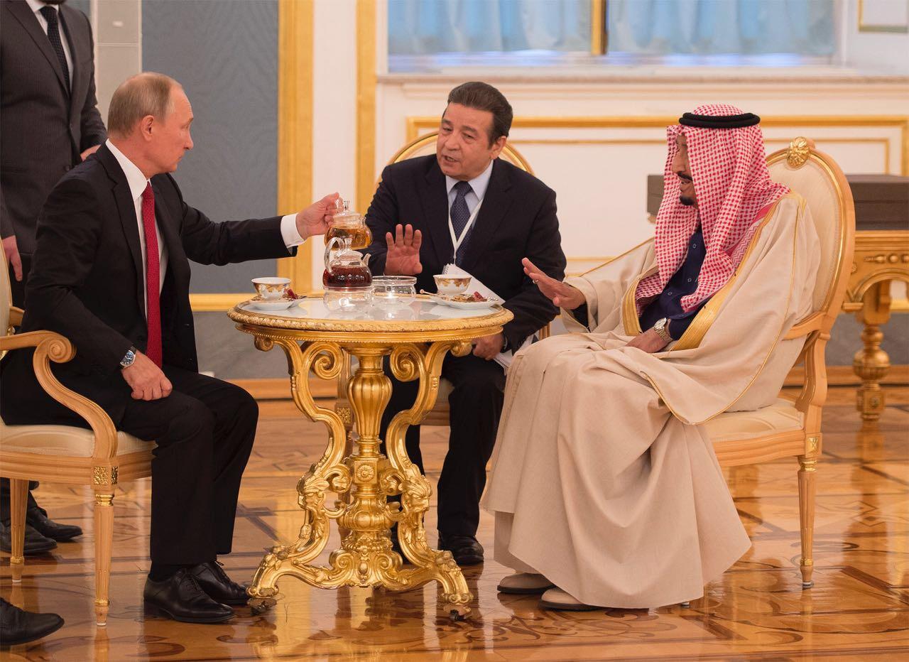 30 اتفاقية بقيمة ملياري دولار خلال زيارة بوتين المرتقبة إلى المملكة