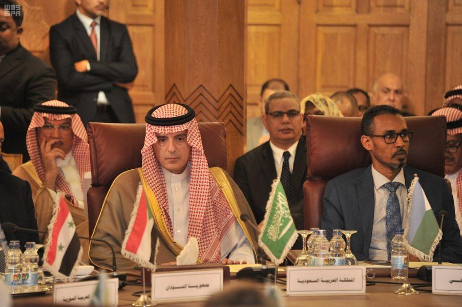 باستثناء قطر.. وزراء الخارجية العرب يطالبون مجلس الأمن بوقف العدوان التركي على سوريا