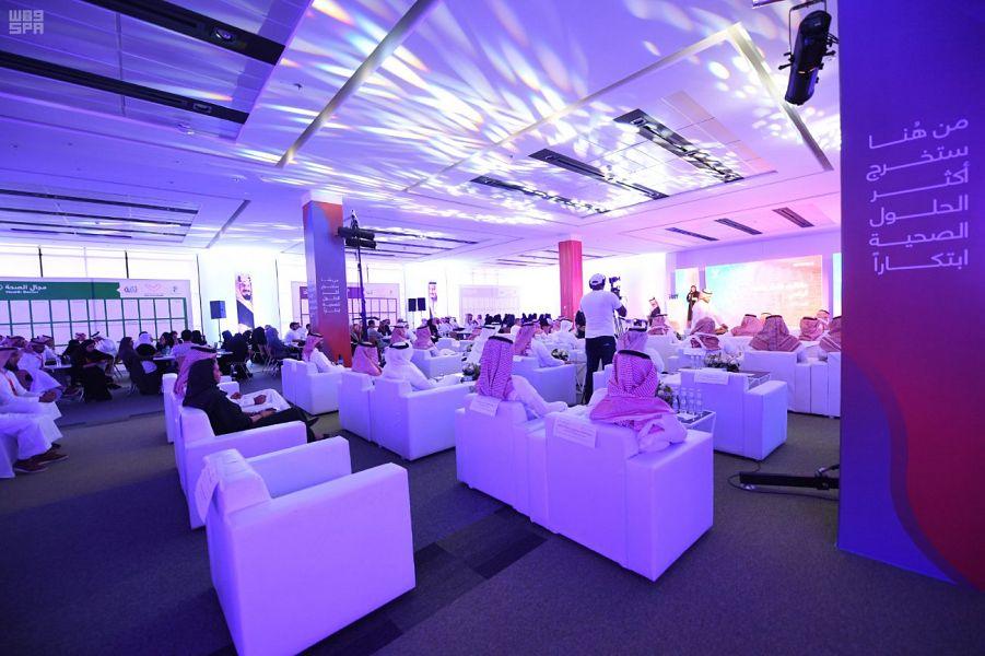 100 مشروع سعودي ضمن فعاليات هاكاثون الغذاء والدواء الرقمي