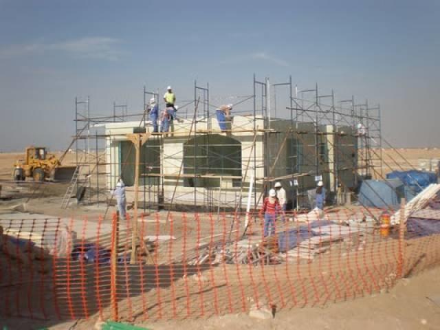 تحميل المشرف على تنفيذ البناء والمنفذ مسؤولية تعويض المالك عن العيوب