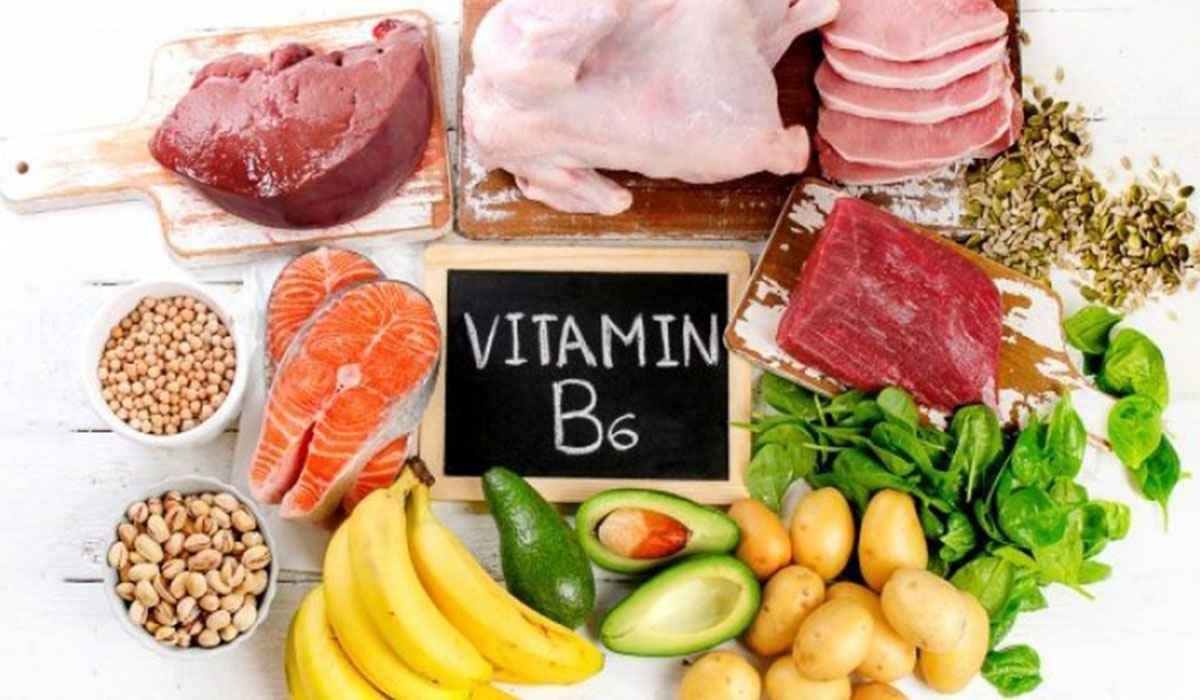 أعراض نقص فيتامين ب6 على الجسم