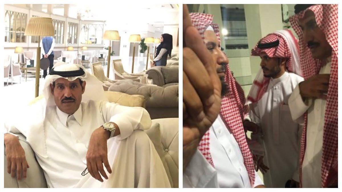 بالفيديو أول حديث لوالد قاتل اللواء عبدالعزيز الفغم