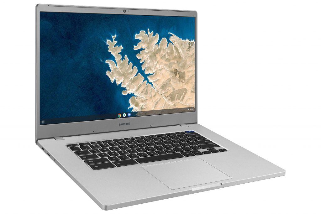 سامسونج تطلق جهازي كروم بوك Chromebook 4 و Chromebook 4+