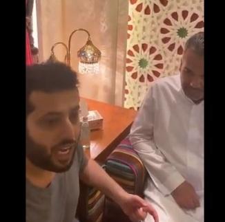 فيديو.. تركي آل الشيخ يتحدث عن الازدحام والتدافع بمعرض الصقور