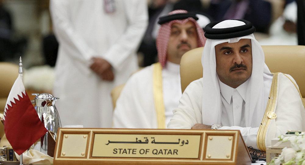 بعد مكابرة عامين ونصف .. #الدوحة في #الرياض تؤكد التخلي عن #الإخوان .. و #السعودية تطلب طرد المرتزقة .. اليكم التفاصيل