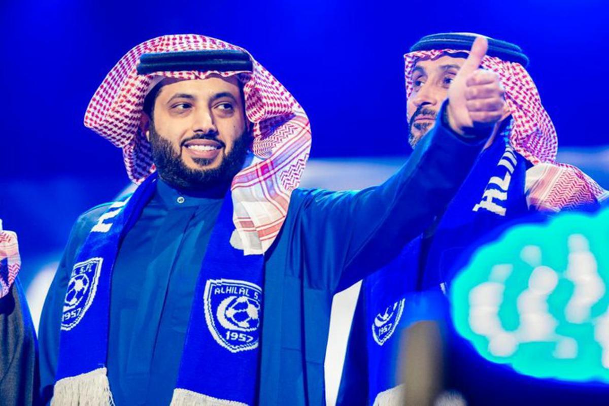 تركي آل الشيخ: إنجاز #الهلال ساهمت فيه أجيال