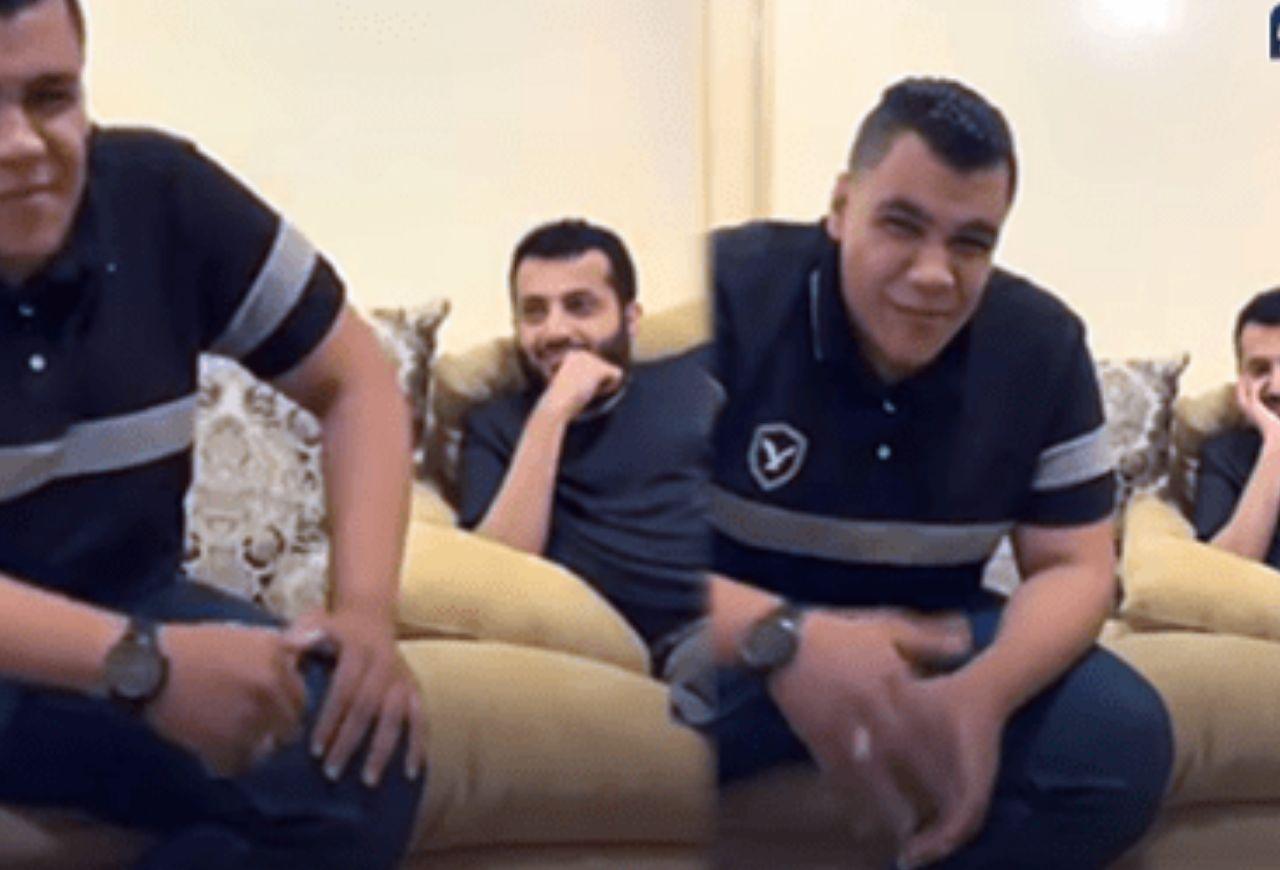 بالفيديو.. تركي آل الشيخ يكشف كواليس زيارته لـ«الخطيب» بمنزله