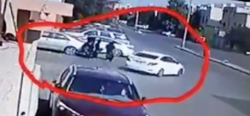 القبض على 3 أحداث رشوا مادة بيضاء على فتيات في تبوك