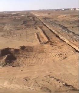 تسلم الأرض قبل 7 شهور.. مواطن بعفيف يشكو من محاصرة الحفريات لمنزله (فيديو)