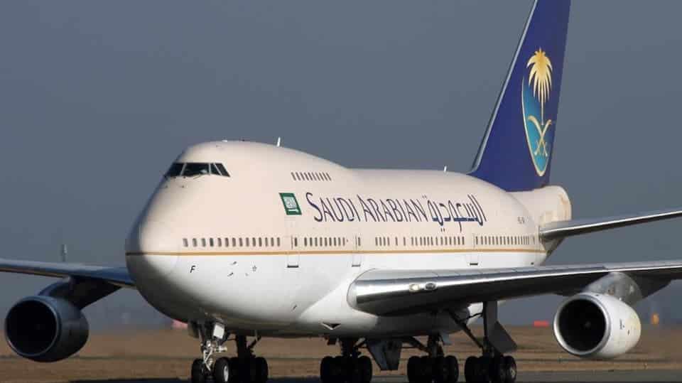 استئناف رحلات الطيران بين المملكة ومصر لمدة يومين