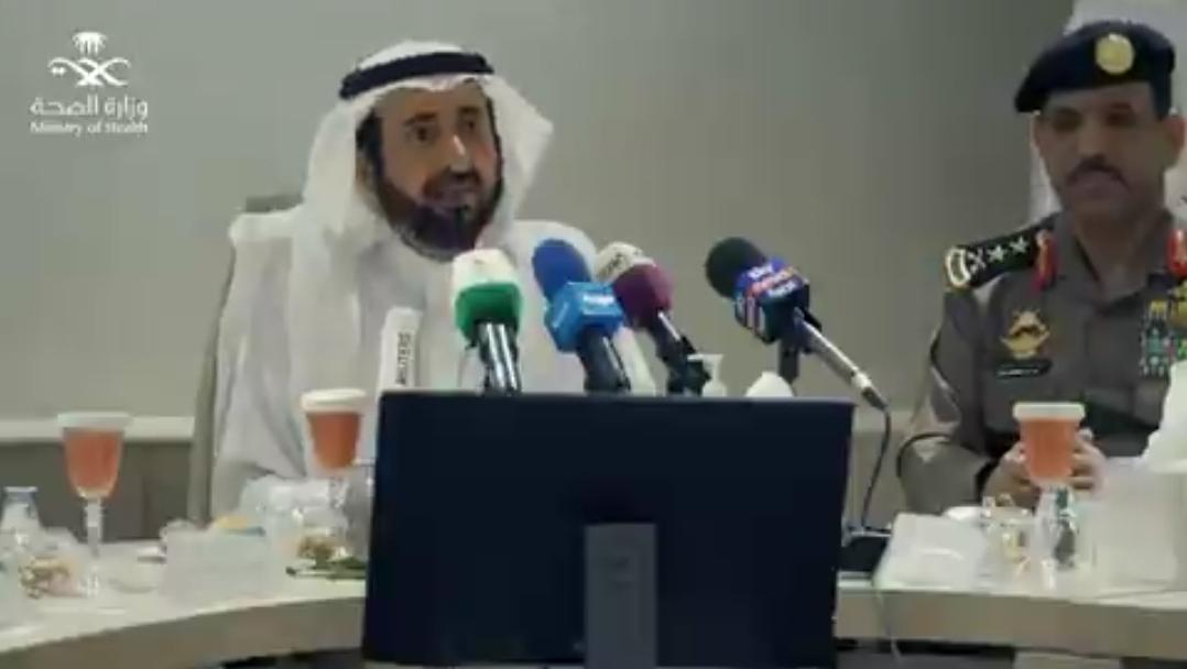 كلمة وزير الصحة السعودي حول فيروس #كورونا