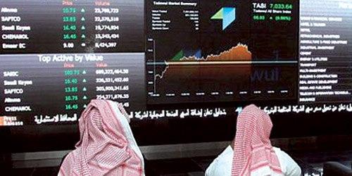 سوق الأسهم يغلق مرتفعًا عند مستوى 6752.19 نقطة