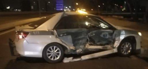 بيان من شرطة مكة بشأن سائق صدم دورية مرور بجدة و تسبب بقتل رجل أمن وفر هارباً