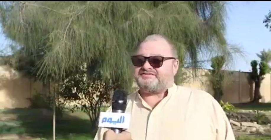 أمريكي يتحدث لـ عن إداراة #المملكة لأزمة #كورونا وجودة الحياة بها