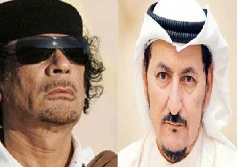 """""""البغيلي"""" يكذِّب """"مبارك الدويلة"""" ويكشف ملابسات ما جرى في خيمة القذافي"""